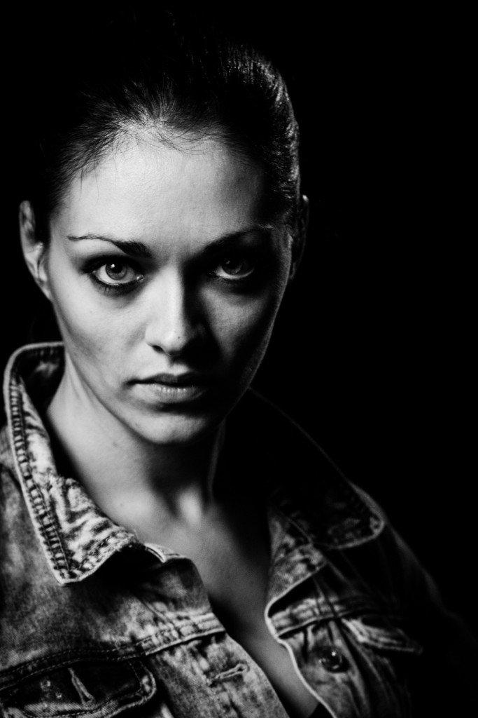 Saskia Mono Portrait 2