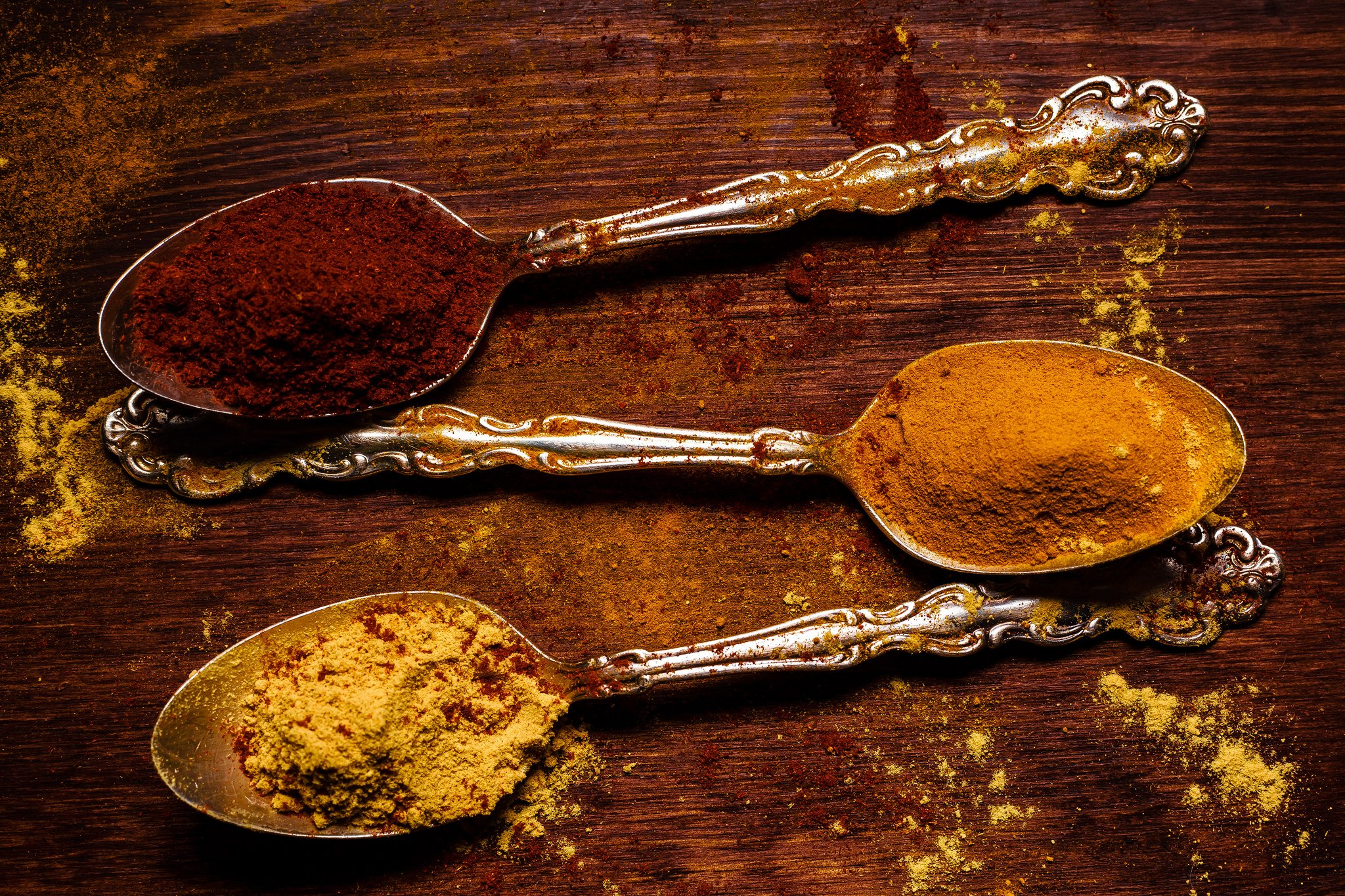 Still Life Spices