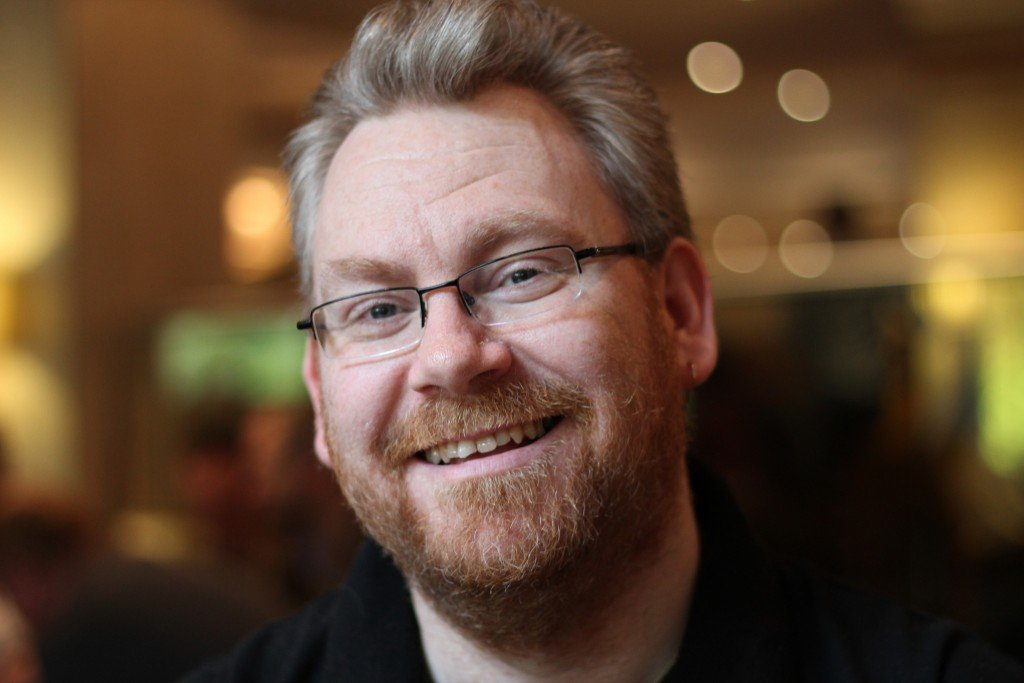 Dave Portrait