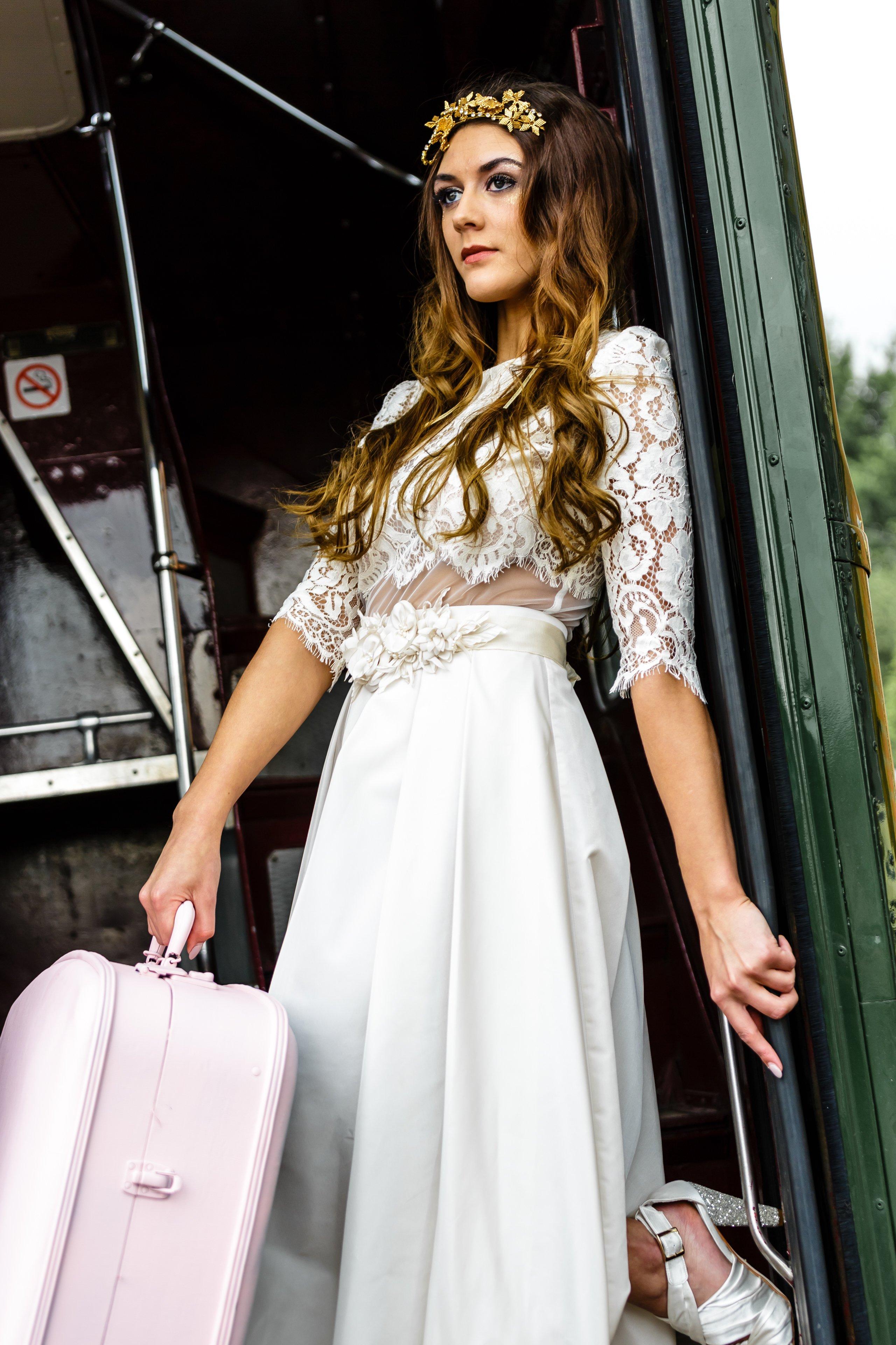 Bride Bus