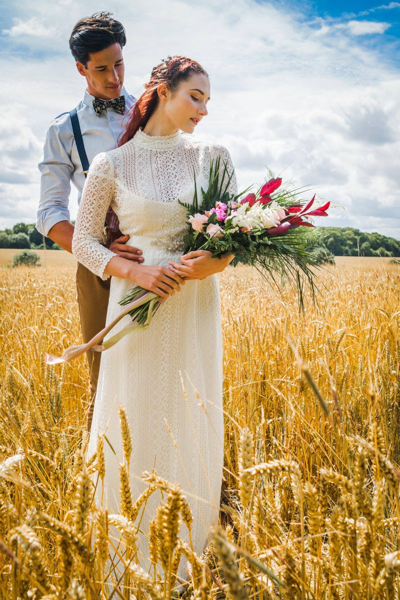Bernadette & Patrick Flowers Field
